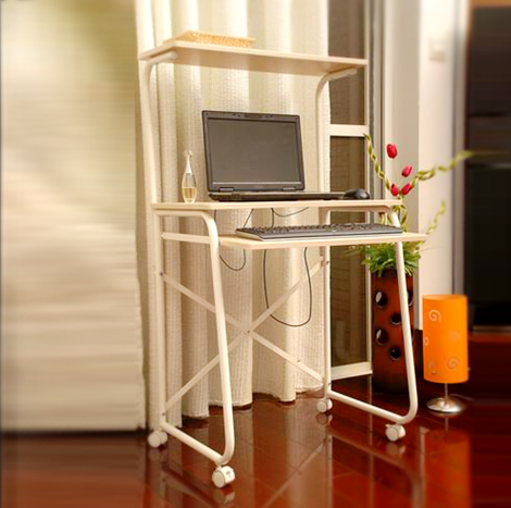 MINSON Computer Table (Trolley) (MS- 7785GHP-65HC)