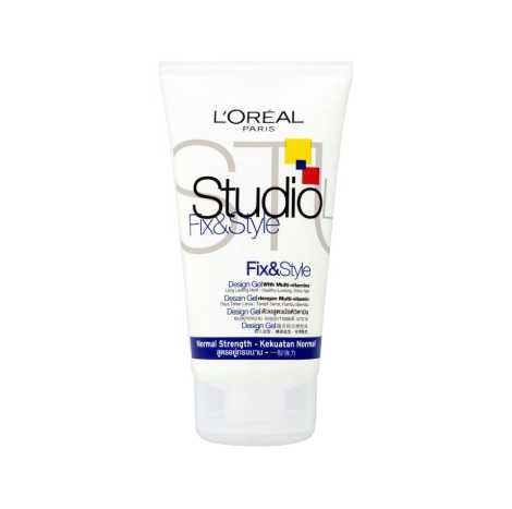 L'Oreal Paris MEN HAIRSTYLELIST STUDIOFIX & STYLE:NORMALSTRENGTH 150ML