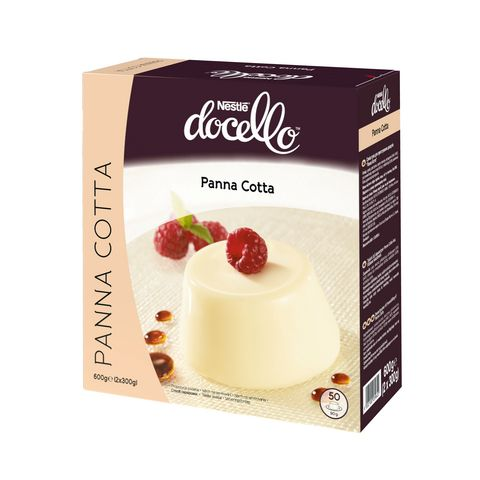 NESTLE DOCELLO PANNA COTTA (500G)