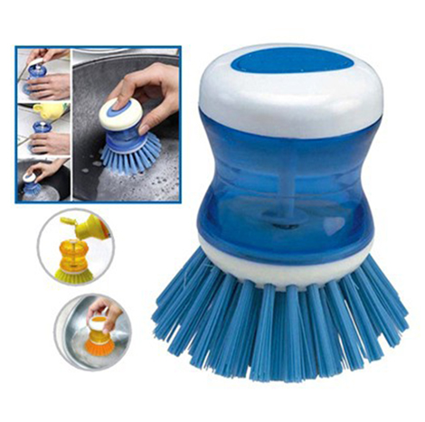 SP Plastic Dishwashing Brush