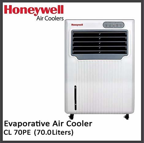 HONEYWELL Climate Control Evaporative Air Cooler 60L ( CL 70PE )