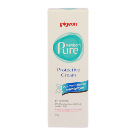PIGEON Newborn Pure Protective Cream ( 50g )