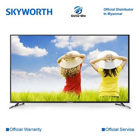 """SKYWORTH 75"""" 4K LED TV ( 75 G6 )"""