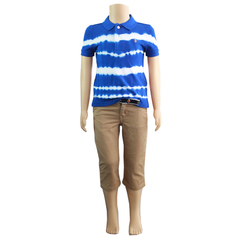 Two-Piece Polo and Pant Set (320555242001)