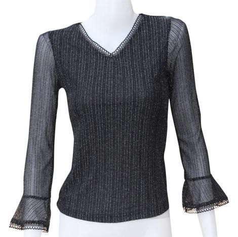 VKK Long Sleeve Lace Dress ( AS368242 )