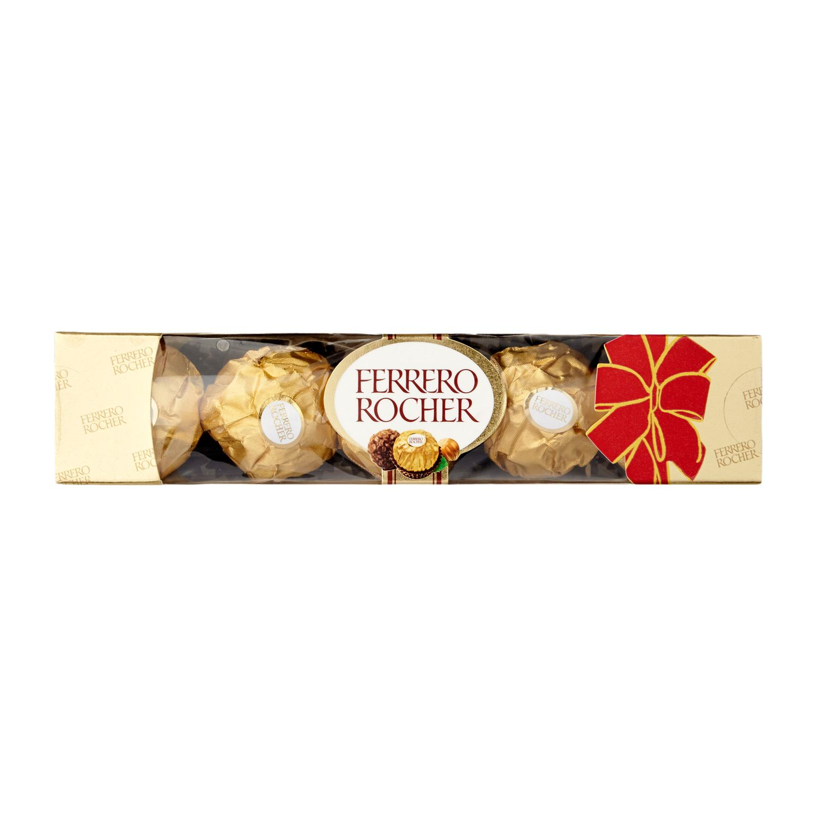 FERRERO Rocher Chocolate Hazelnut T-5 (62.5g)