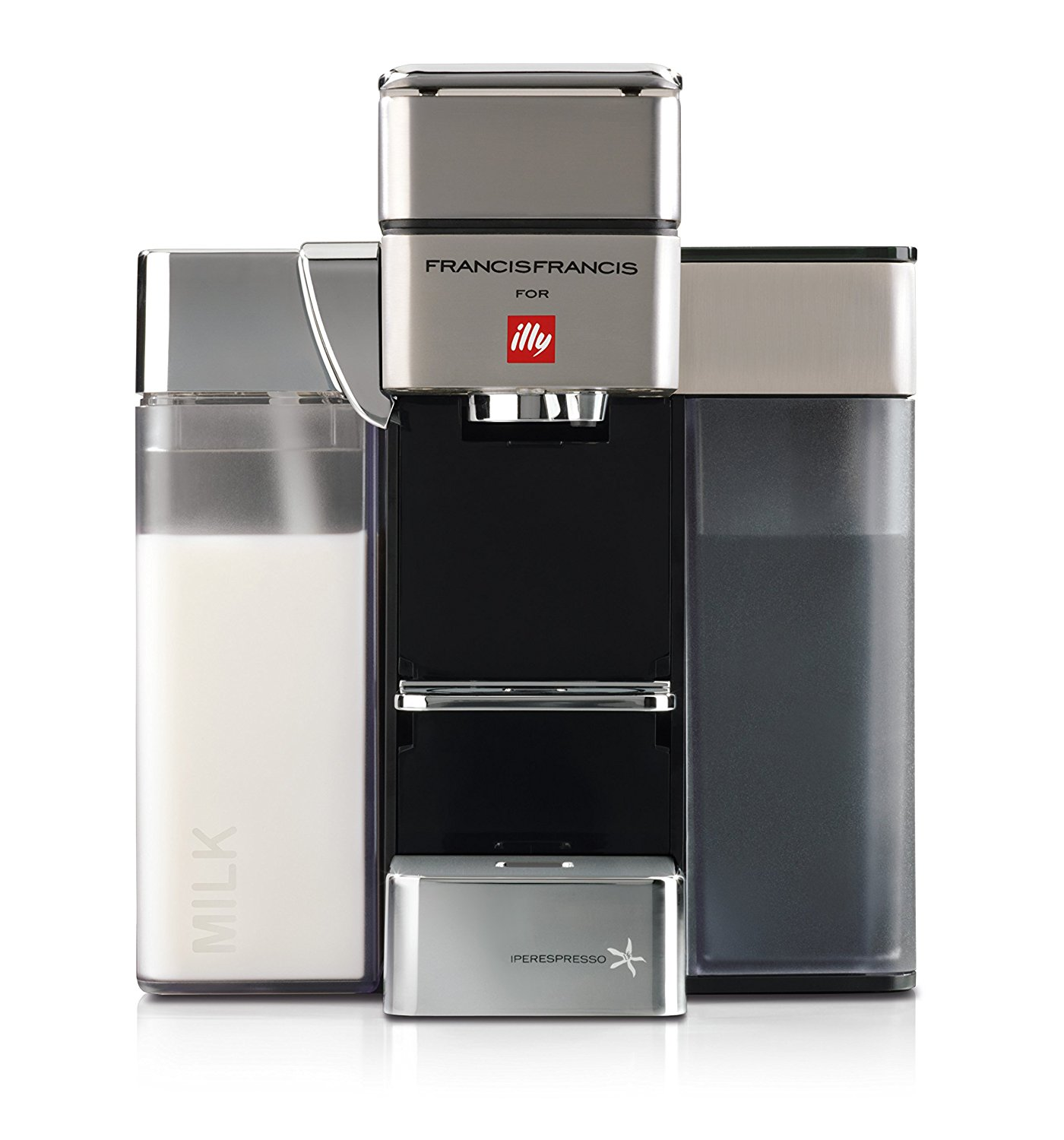 Illy Y5 (Milk) IperEspresso Coffee Machine