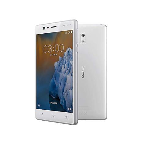 Nokia 3 (2GB, 16GB) Smart Phone ( Silver )
