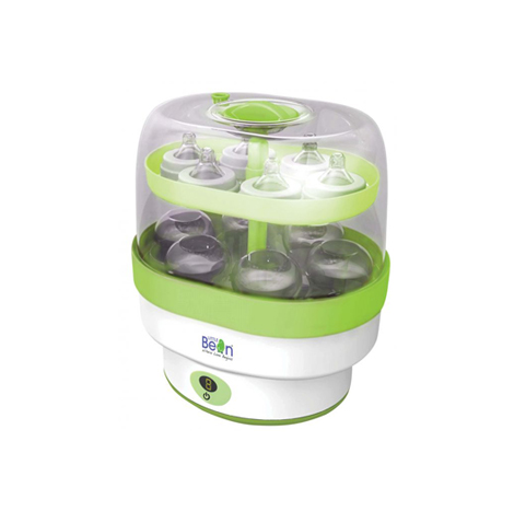 Little Bean Digital Sterilizer With 3 bottles(LBBEF-SC838A3)