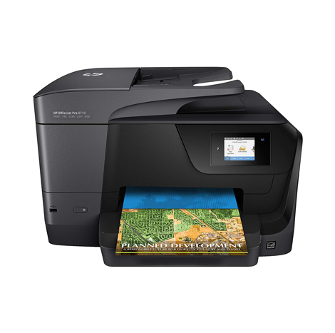 HP DeskJet Pro 8710 AIO Printer