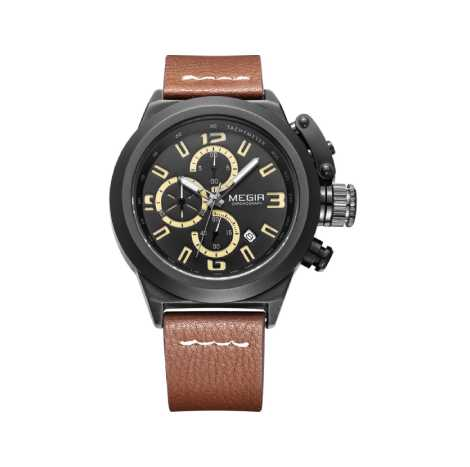 MEGIR Men Watch (Code - MG007)