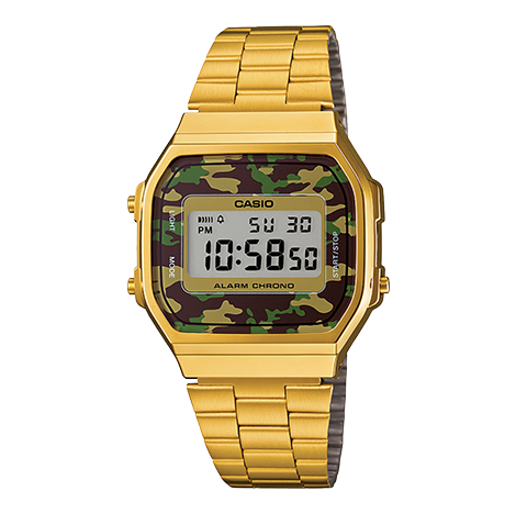 Casio Style Watch (A168 Camo )