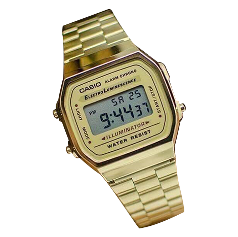 Casio Style Watch (A159WGEA-1EF)