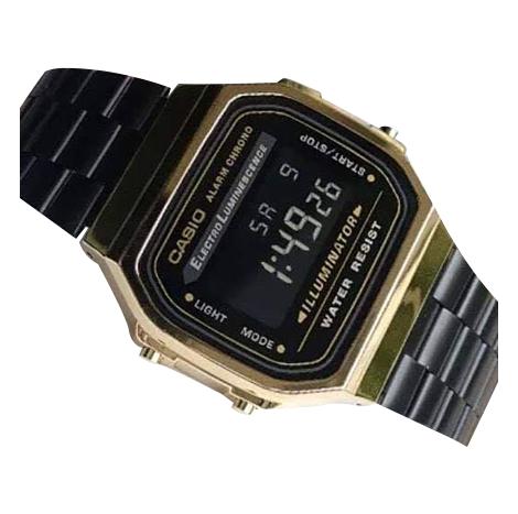 Casio Style Watch (A168WEGB-1BDF)