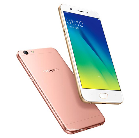 Oppo A57 (3GB, 32GB) Pink
