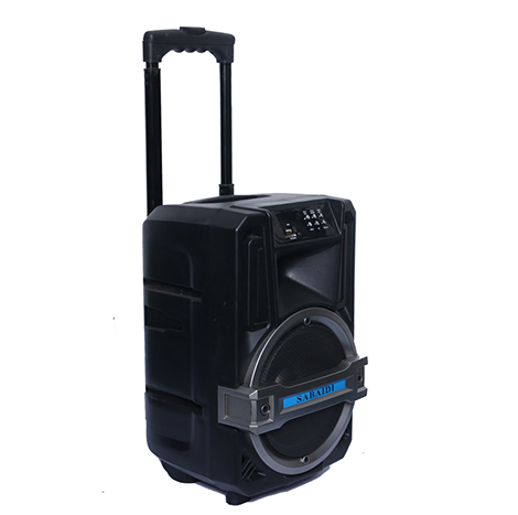 "SaBaiDi 8"" Battery Speaker (A8)"
