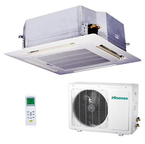 HISENSE 2.0HP Ceiling Cassettes Type Air Conditioner ( AC-18CR4FA )