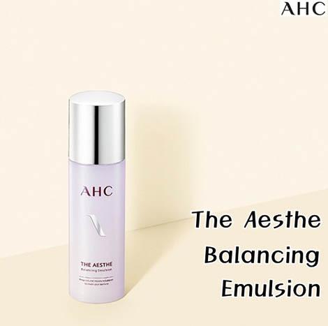 AHC The Aesthe Balncing Emulsion 120ml (AHCS-09E)
