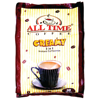 PREMIER All-Time Creamy 3 in 1 Instant Coffee Mix ( 18g )