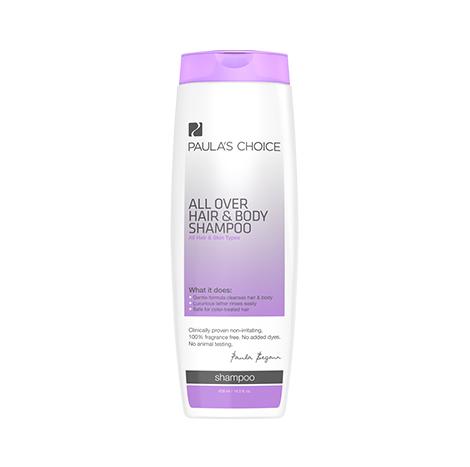 All Over Hair & Body Shampoo 429 ml