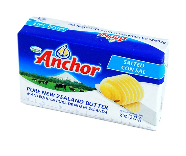 ANCHOR BUTTER SALTED (227G)