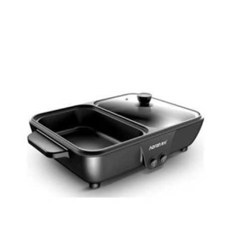 AORAN KOREAN Mini Multi-function Electric Barbeque Stove Pot (AR25)
