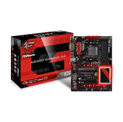 Asrock AB350 Gaming K4 Motherboard