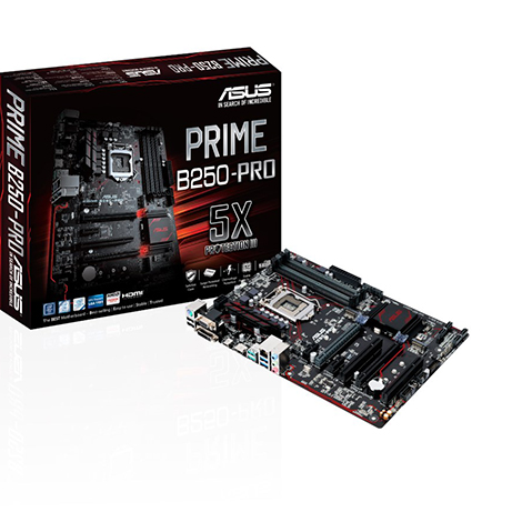 ASUS PRIME B250-PRO Motherboard