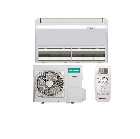 HISENSE 2.0HP Floor Ceiling Type Air Conditioner ( AUV-18H R4SUA )