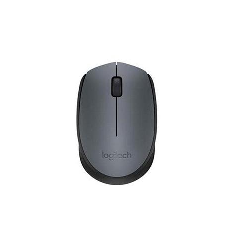 LOGITECH Wireless Mouse ( B170 ) - Gray