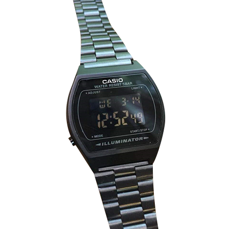 Casio Style Watch (B640WB-1AEF) Black