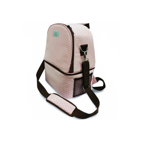 Tiny Touch Classic 2 in 1 Cooler Bag -Pink (BBTT1006)