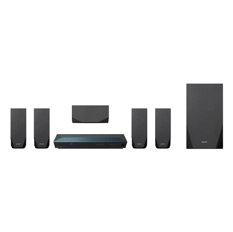 SONY Blu-ray Home Theater System with Bluetooth ( BDV-E2100 )