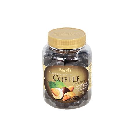 BERYL'S Coffee Almond Chocolate 350G ( 131303330049 )
