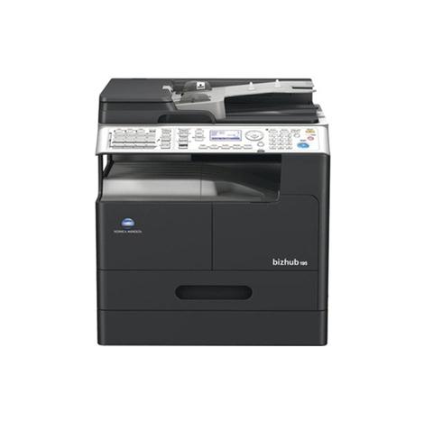 Konica Minolta bizhub 206 DF-625 + AD-509 + NC-504 + MK-749 Printer