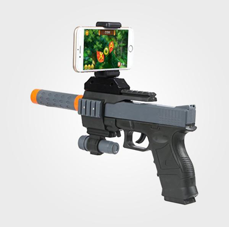 Harrier Bluetooth mobile AR Gun