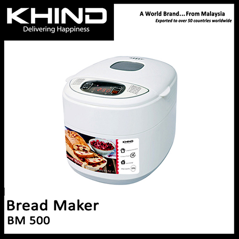 KHIND Bread Maker ( BM 500 )