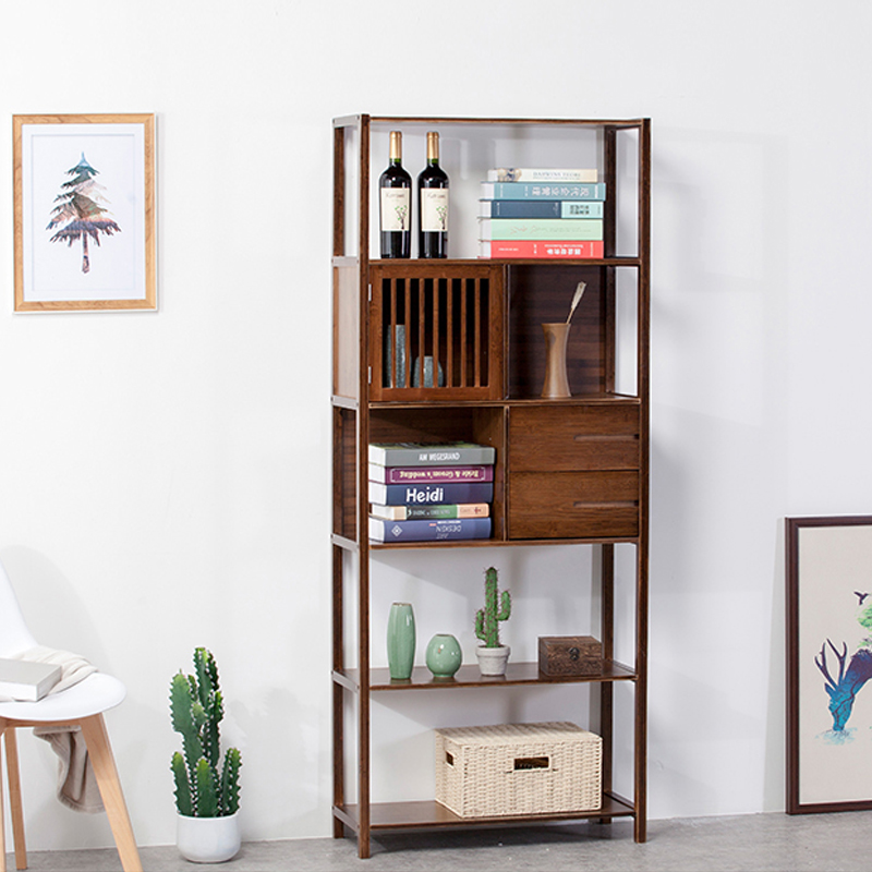 NICCO Bamboo Drawer and Cabinet Attached Shelf ( BSB-08 )