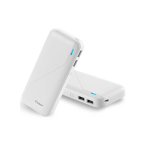 Cager Mobile Power Bank 12000mAh (B17)