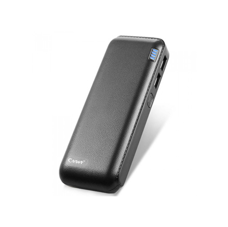 Cager Classic Leather Finish 12000mAh (B16)