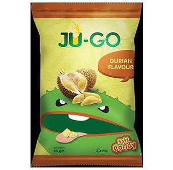 JU-GO Durian Soft Candy ( 66g )
