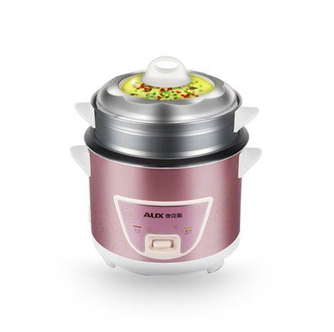 AUX Household 4L Rose Silver Multifunction Rice Cooker (CFXB40-A)