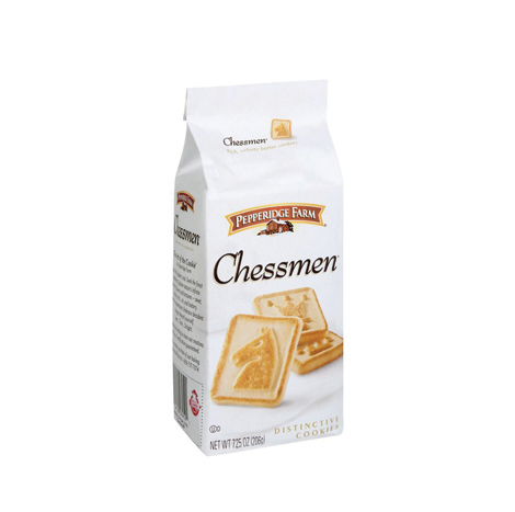 PEPPERIDGE FARM Butter Chessman 206G (PF04001)