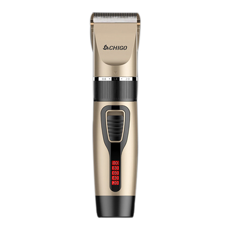 CHIGO Professional Haircut Kit Rechargeable Electric Hair Clipper Razor 17 Pieces Gift Set ( ZG-F838 )