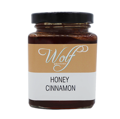 Wolf Cinnamon Honey (250g)