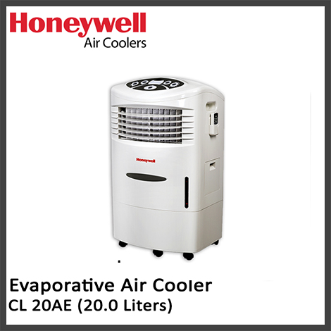 HONEYWELL Climate Control Evaporative Air Cooler 20 L ( CL 20AE )
