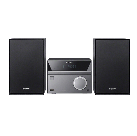 SONY Hi-Fi System with BLUETOOTH® technology ( CMT-SBT40D )