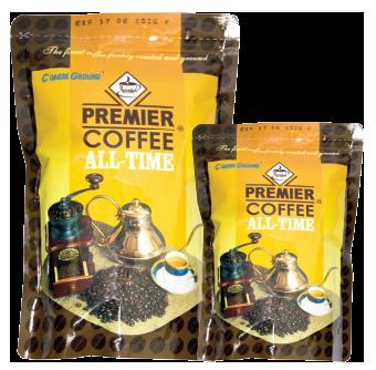 PREMIER All-Time Fine Ground Coffee ( 200g )