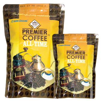 PREMIER All-Time Coarse Ground Coffee ( 200g )
