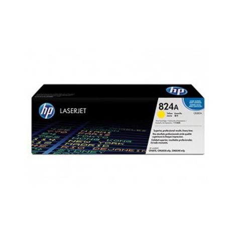 HP Color LaserJet CP6015(824) Yellow Toner Cartridge